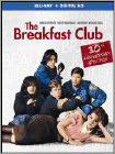 The Breakfast Club: With Movie Money (Blu-ray Disc) (Anniversary Edition) (Ultraviolet Digital Copy) 1985