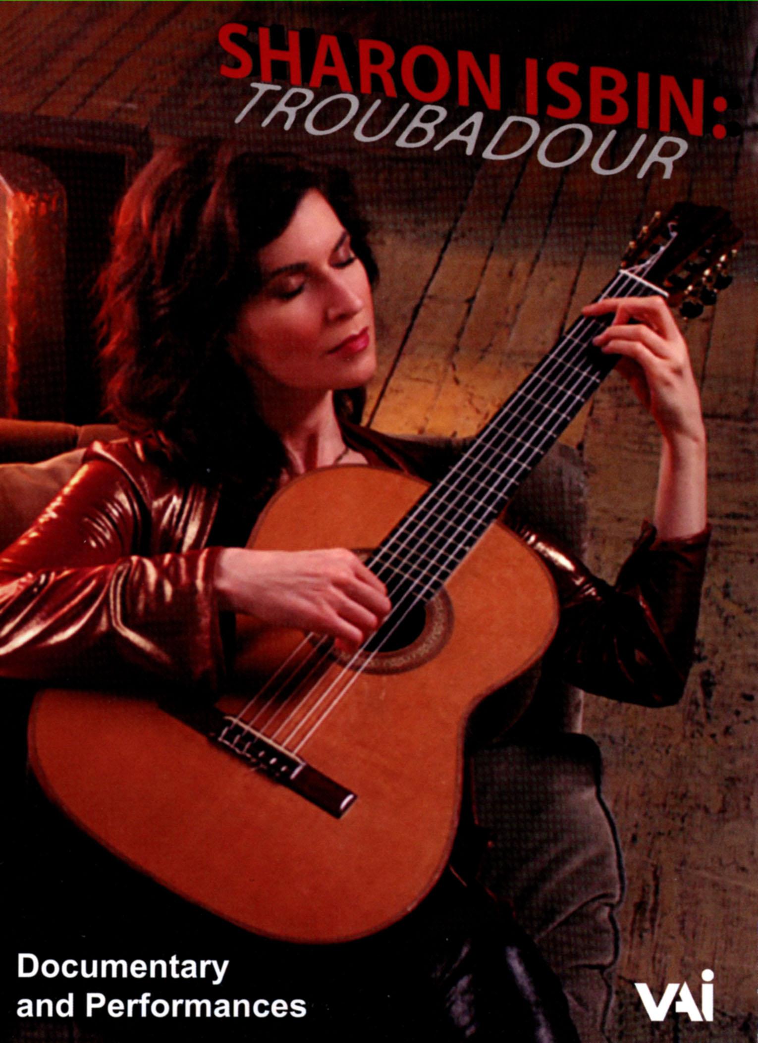 Sharon Isbin: Troubadour (dvd) 26897147