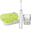Philips - Sonicare DiamondClean Rechargeable Toothbrush - White/Silver