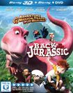 Back To The Jurassic [2 Discs] [blu-ray/dvd] 26943211