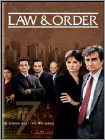 Law & Order: The Seventh Year [5 Discs] (Boxed Set) (DVD)