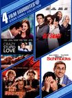 Steve Carell Collection: 4 Film Favorites [4 Discs] (dvd) 26997173