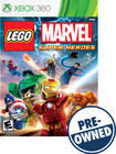 LEGO Marvel Super Heroes - PRE-OWNED - Xbox 360