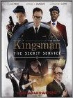 BD-KINGSMAN: THE SECRET SERVICE (BD+UV) (Blu-ray Disc)