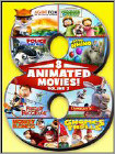 8 Feature Compilation - Kids Animated - Volume 3 (DVD)
