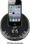 iLive - Clock Radio - Black