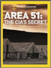 National Geographic: Area 51 - The CIA's Secret (DVD) 2014