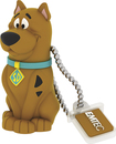 EMTEC - Scooby Doo 8GB USB 2.0 Flash Drive - Brown
