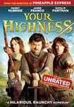 Your Highness [with Movie Cash] (dvd) 27090629