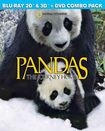 Pandas: The Journey Home [3d] [blu-ray/dvd] 27096146