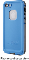 LifeProof - frē Case for Apple® iPhone® 5 and 5s - Cyan