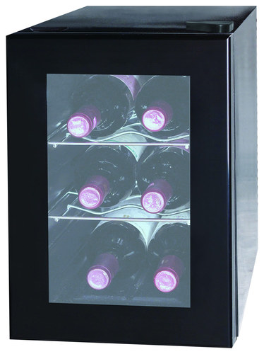 Igloo - 6-Bottle Wine Cooler - Black