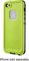 LifeProof - fr Case for Apple® iPhone® 5 and 5s - Lime