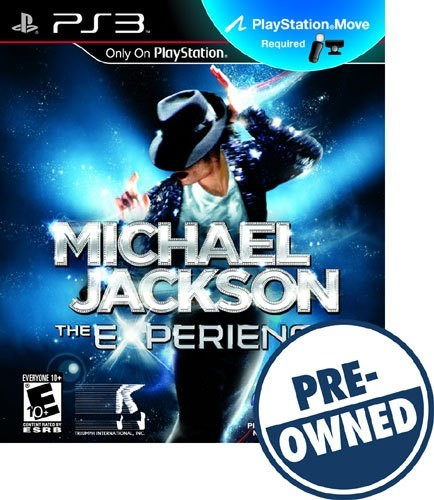 Michael Jackson: The Experience - PRE-Owned - PlayStation 3