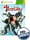 The First Templar — PRE-OWNED - Xbox 360