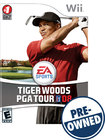 Tiger Woods PGA Tour 08 — PRE-OWNED - Nintendo Wii