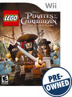LEGO Pirates of the Caribbean: The Video Game — PRE-OWNED - Nintendo Wii