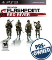 Operation Flashpoint: Red River — PRE-OWNED - PlayStation 3