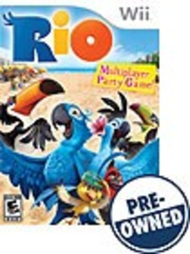 Rio - PRE-Owned - Nintendo Wii