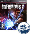 inFamous 2 — PRE-OWNED - PlayStation 3