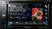 "Pioneer - 6.2"" - CD/DVD - Built-In Bluetooth - Apple® iPod®-Ready - In-Dash Receiver - Multi"