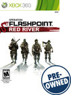 Operation Flashpoint: Red River — PRE-OWNED - Xbox 360