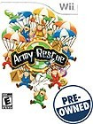 Army Rescue - Pre-owned - Nintendo Wii 2721204