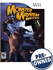 Monster Mayhem: Build and Battle — PRE-OWNED - Nintendo Wii