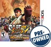 Super Street Fighter Iv: 3d Edition - Pre-owned - Nintendo 3ds 2721992