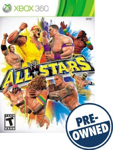 WWE All Stars - PRE-Owned - Xbox 360