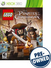 LEGO Pirates of the Caribbean: The Video Game — PRE-OWNED - Xbox 360