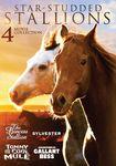 Star-studded Stallions: 4 Heartwarming Horse Films (dvd) 27231504