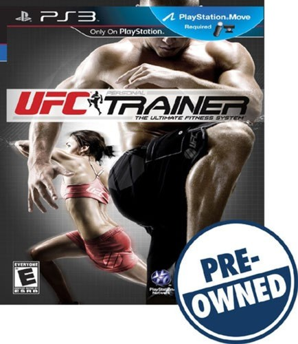 UFC Personal Trainer - PRE-Owned - PlayStation 3