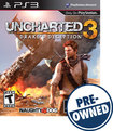 Uncharted 3: Drake's Deception — PRE-OWNED - PlayStation 3