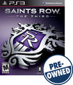 Saints Row: The Third — PRE-OWNED - PlayStation 3