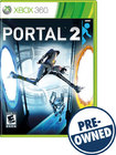 Portal 2 — PRE-OWNED - Xbox 360