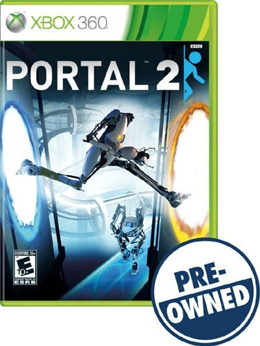 Portal 2 - PRE-Owned - Xbox 360