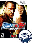 SmackDown vs. Raw 2009 Featuring ECW — PRE-OWNED - Nintendo Wii