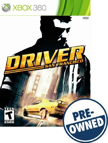 Driver San Francisco - PRE-Owned - Xbox 360