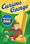 Curious George: The Complete First Season [4 Discs] (dvd) 27257152