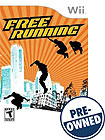 Free Running — PRE-OWNED - Nintendo Wii
