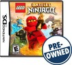 Lego Battles: Ninjago - Pre-owned - Nintendo Ds 2726851