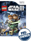 LEGO Star Wars III: The Clone Wars — PRE-OWNED - Nintendo Wii