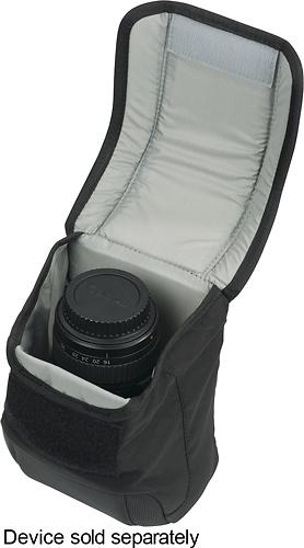 Lowepro - S & f Slim Lens Pouch 55aw - Black