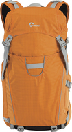 Lowepro - Photo Sport 200 AW Camera Backpack - Orange/Light Gray