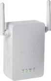 NETGEAR - Universal Wi-Fi Range Extender with Ethernet port - White