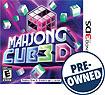MAHJONG CUB3D — PRE-OWNED - Nintendo 3DS