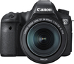 Canon - Eos 6d Dslr Camera With Ef 24-105mm Is Stm Lens - Black