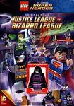 Lego Dc Comics Super Heroes: Justice League Vs. Bizarro League [figure] (dvd) 2739021