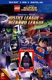 Lego Dc Comics Super Heroes: Justice League Vs. Bizarro League [blu-ray/dvd] [figure] 2740017